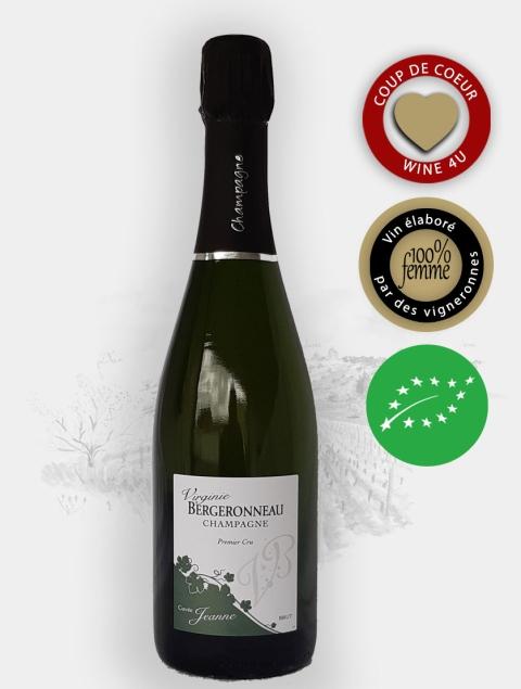 Champagne 1er Cru Bergeronneau